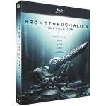 From Prometheus to Alien (Pack Alien) Bluray