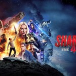 """Sharknado: The 4th awakens""; finalmente, la exageración desmesurada perdió su gracia"