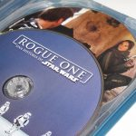 """Rogue One: Una Historia de Star Wars"", edición Blu-ray de Disney"