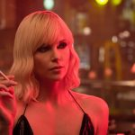 """Atómica (Atomic Blonde)""; Theron, Charlize Theron"
