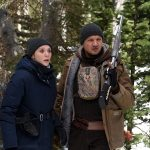 """Wind River"";  magnífico thriller en una reserva india con aires de Scalped"