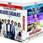 Relatos Salvajes. Edición Combo Bluray+DVD+Copia digital.