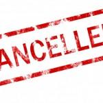 Series canceladas sin nuestro consentimiento