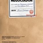 Negociador. Edición DVD
