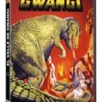 El valle de Gwangi. Edición DVD.