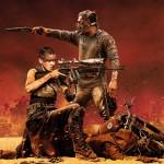 """""""Mad Max: Fury Road"""" en dos imágenes"""
