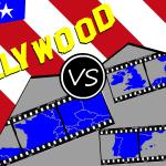 Duelo de estilos: Cine europeo Vs Cine estadounidense