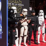 Disney reúne a 300 fans de Star Wars en Madrid