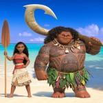 """Disney presenta el primer trailer de """"Vaiana"""""""