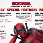 """""""Deadpool"""": Edición Blu-ray de Fox"""