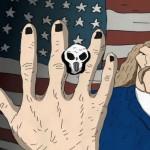 """""""Revengeance""""; brillante sátira animada sobre la corrupción política"""