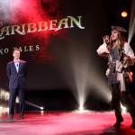 """Primer teaser y póster de """"Piratas del Caribe, la venganza de Salazar"""""""