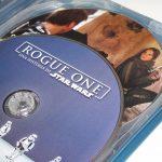 """""""Rogue One: Una Historia de Star Wars"""", edición Blu-ray de Disney"""
