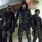 """""""Arrow"""" temporada 5; la telenovela de gente disfrazada llega al ayuntamiento de Star City"""