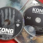 """""""Kong: La isla calavera """", edición sencilla en Blu-ray de Warner"""