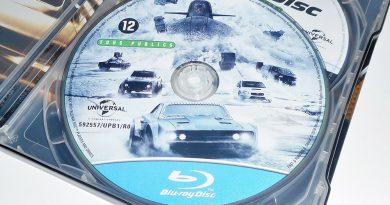 """Fast & Furious 8""; edición sencilla en Blu-ray de Universal"