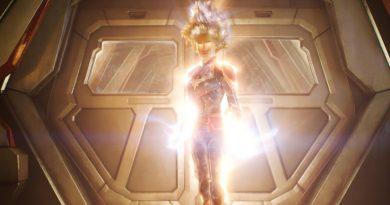 """""""Capitana Marvel""""; la superheroína más poderosa de Marvel entra con fuerza y carisma imparable en el UCM"""