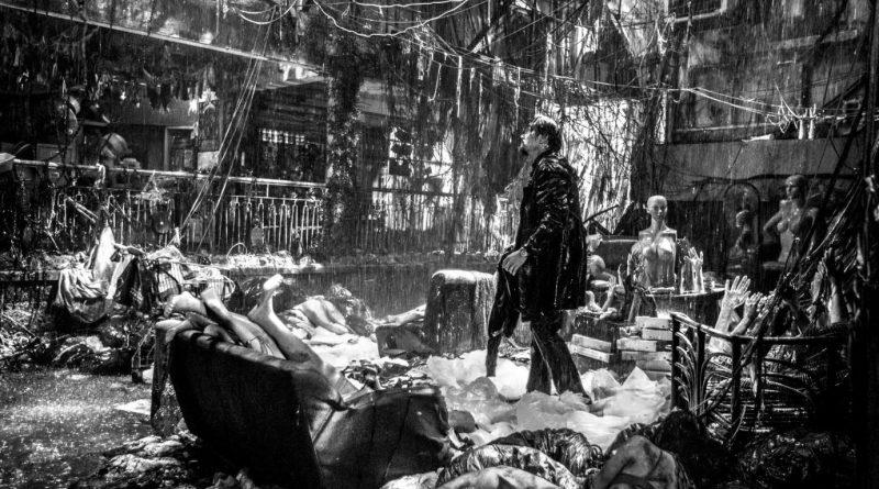 """Limbo""; un asesino entre la basura"